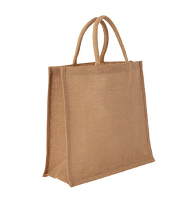 JB6140 - Jute UK Carry Bag Natural Luxury