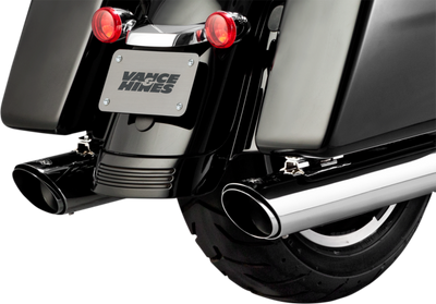 VANCE & HINES CHROME 4