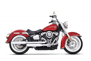 3.5″ SLIP-ON EXHAUST FOR HARLEY SOFTAIL CHROME/CHROME (500-1210C) - St Paul Harley-Davidson Parts & MotorClothes