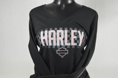 OUTTALK THE WAY HARLEY-DAVIDSON WOMEN'S LONG SLEEVE