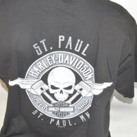 """TESTED NAME"" HARLEY-DAVIDSON TEE - St Paul Harley-Davidson Parts & MotorClothes"