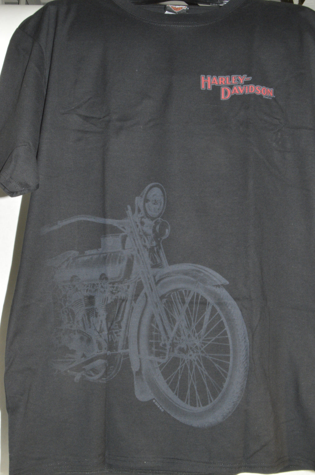 """SIDE MC"" HARLEY-DAVIDSON TEE - St Paul Harley-Davidson Parts & MotorClothes"