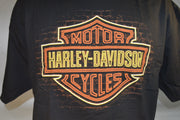 """BAR & SHIELD NEON"" HARLEY DAVIDSON TEE - St Paul Harley-Davidson Parts & MotorClothes"