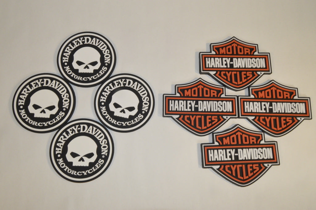 HARLEY-DAVIDSON 4PC COAST SET - St Paul Harley-Davidson Parts & MotorClothes