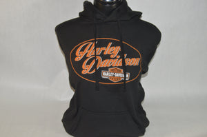"""WOW"" HARLEY-DAVIDSON WOMEN'S HOODIE - St Paul Harley-Davidson Parts & MotorClothes"