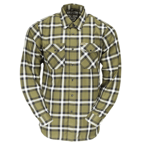 DIXXON Men's 556 Flannel