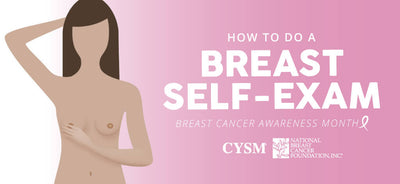 How to do a Breast Self-Exam