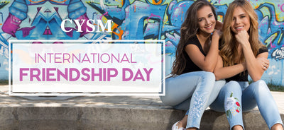 International friendship day, time to celebrate your Bff's by CYSM