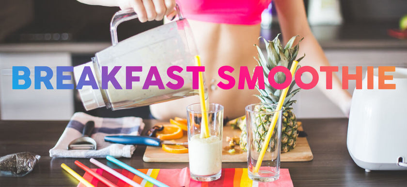 3 easy healthy smoothie Recipes for breakfast by CYSM
