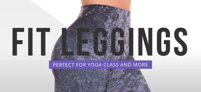 The perfect Yoga leggings, new arrivals by CYSM