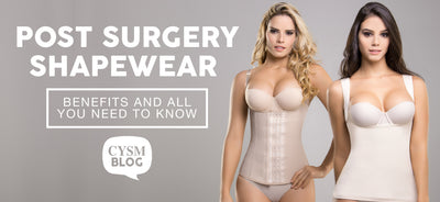 Post surgery shapewear, benefits and all you need to know