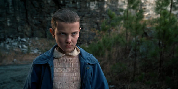 eleven strenager things millie bobby brown cysm