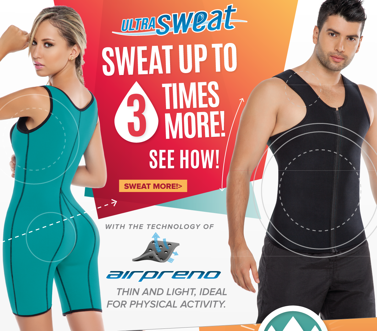 Discover Ultra Sweat Benefits
