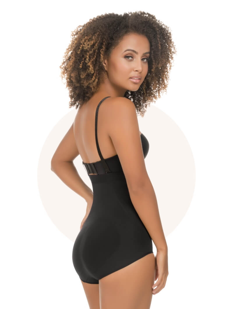 1595 - High-Waist Tummy Control Shaper in Panty