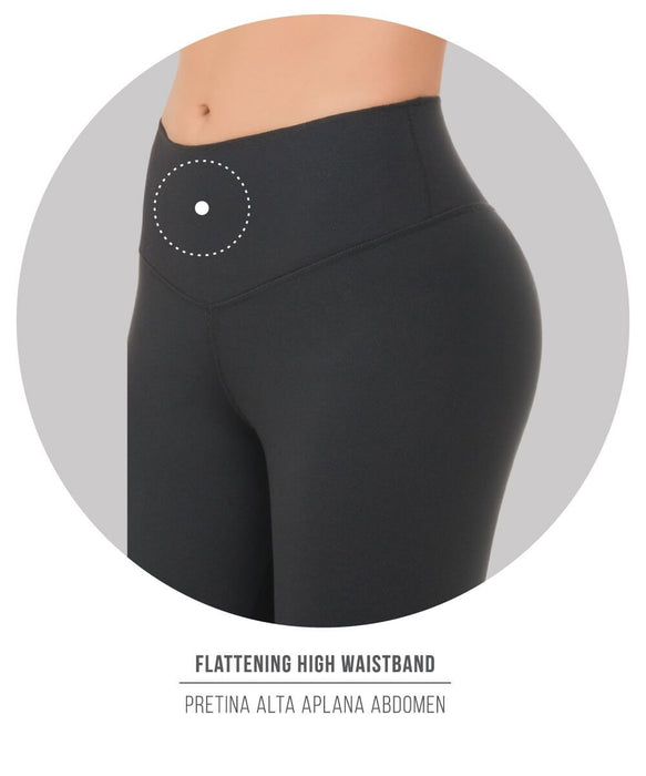 940 - Compression and Abdomen Liftouch Fit Legging Control