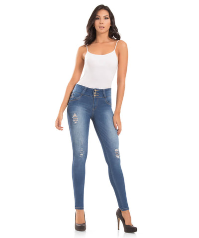 ARIELA - Push Up Jean by CYSM