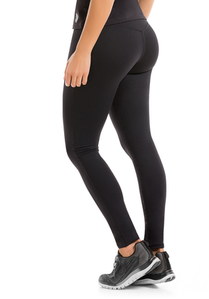 Compression and Abdomen Control Basic Fit Legging