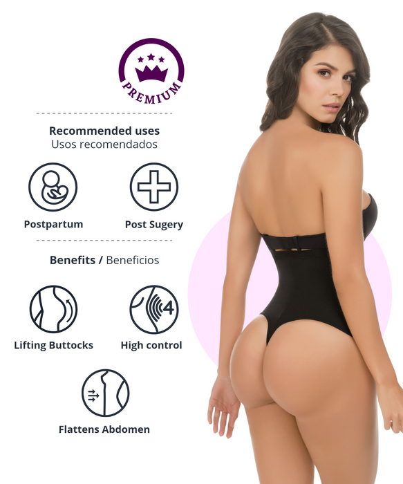 2117 / 2118 - High-Compression Body Shaper