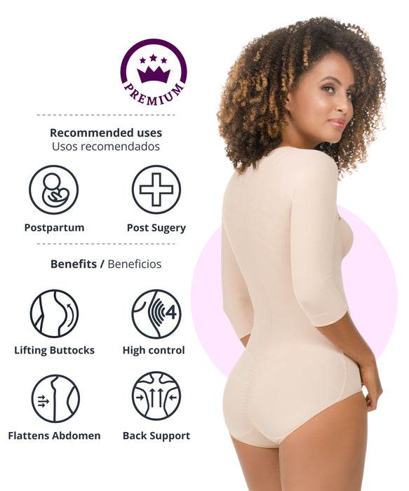 286 - Arms and Abdomen Body Shaper
