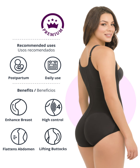 283 - Butt-Lifting Compressive Bodysuit