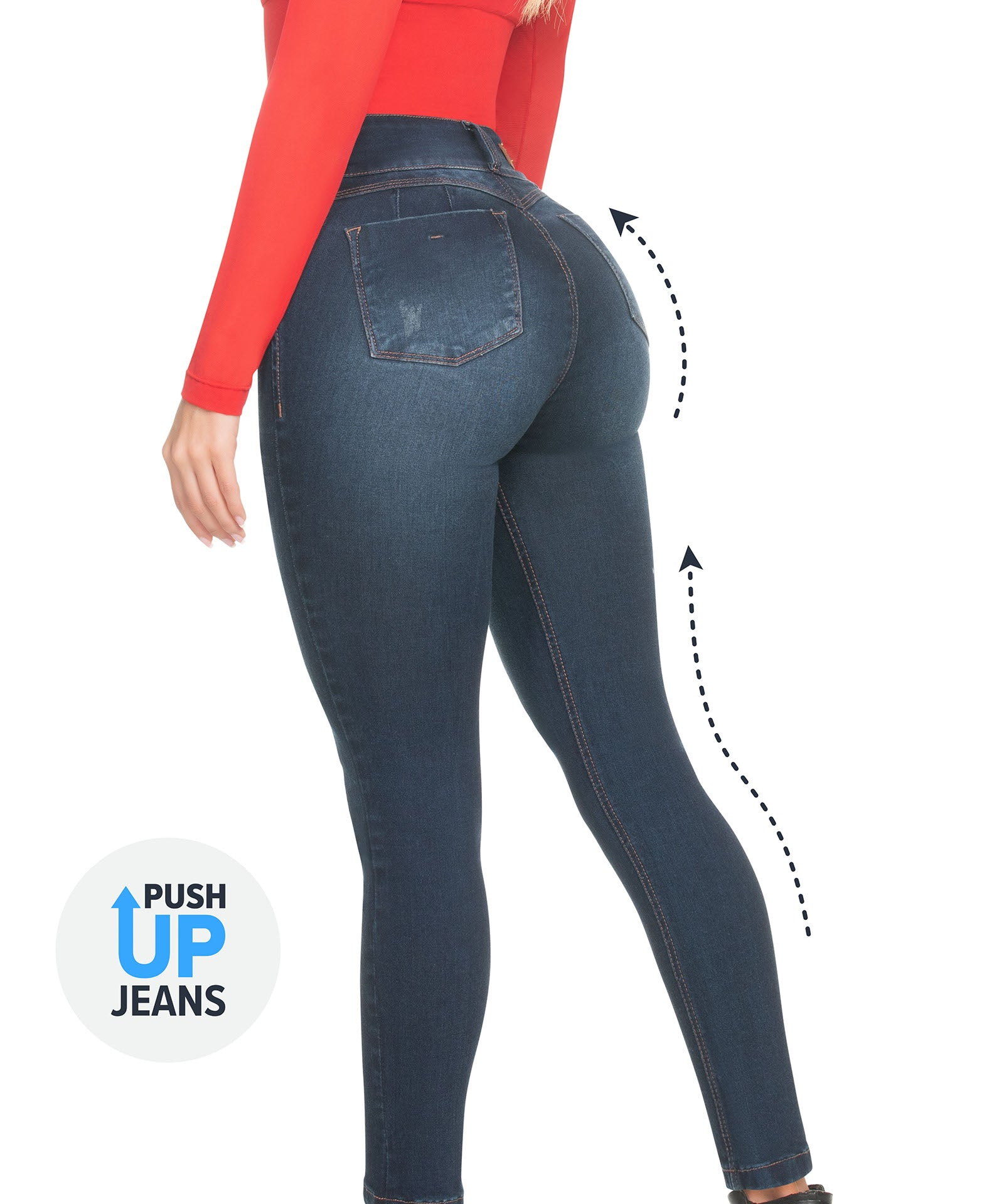 2033 - Push Up Jean by CYSM