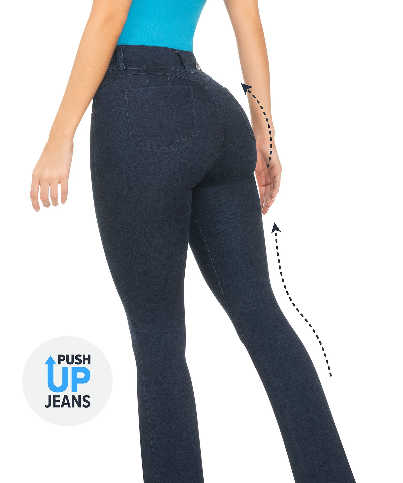 2036 - Push Up Jean by CYSM