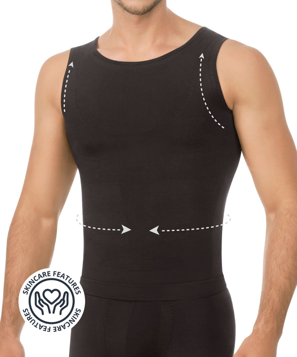 1518 - Men's Seamless Control Compression Shirt