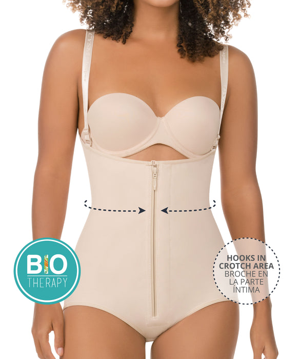 2108 / 2113 - Slimming Body Shaper with Back Support