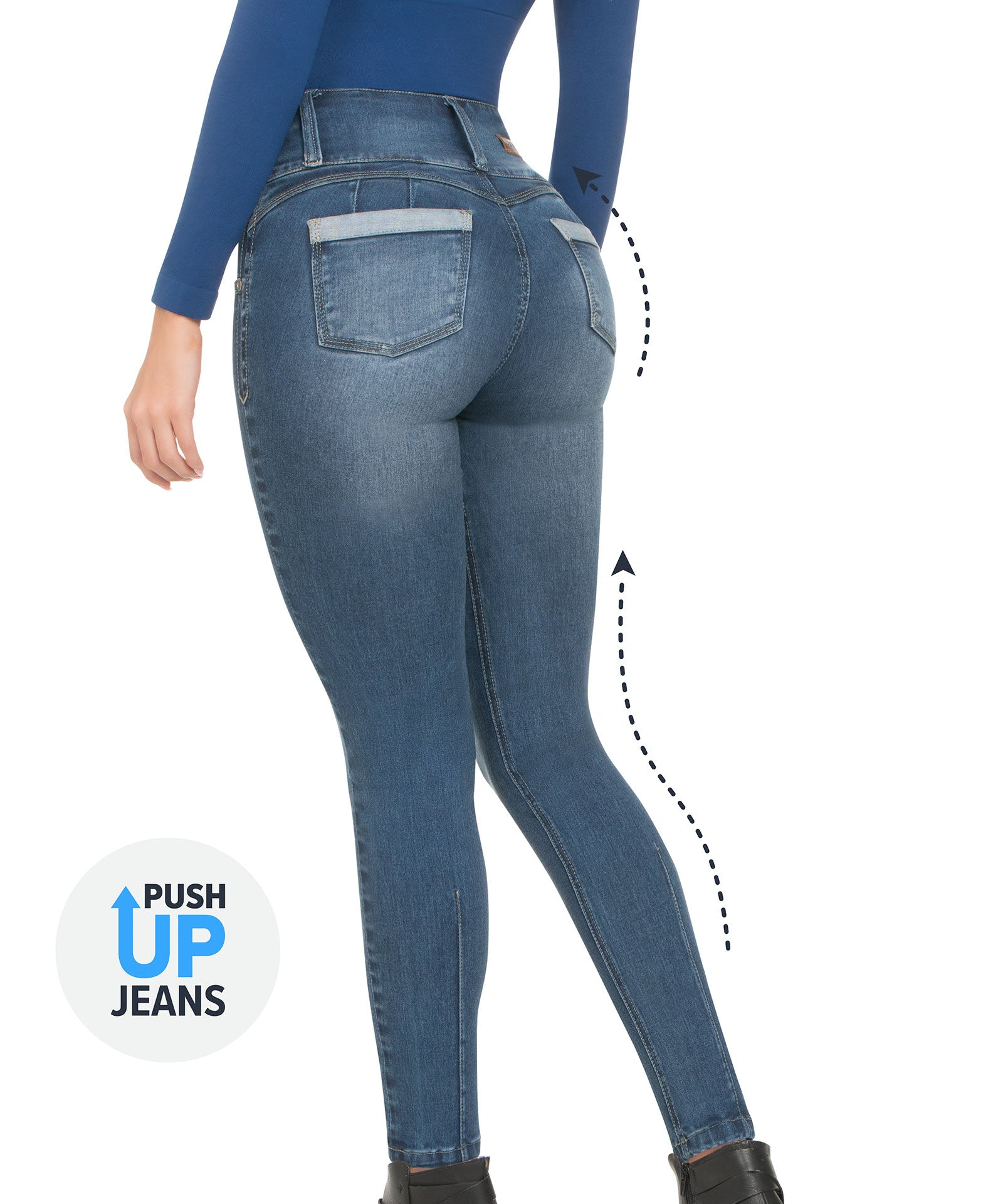 2041 - Push Up Jean by CYSM