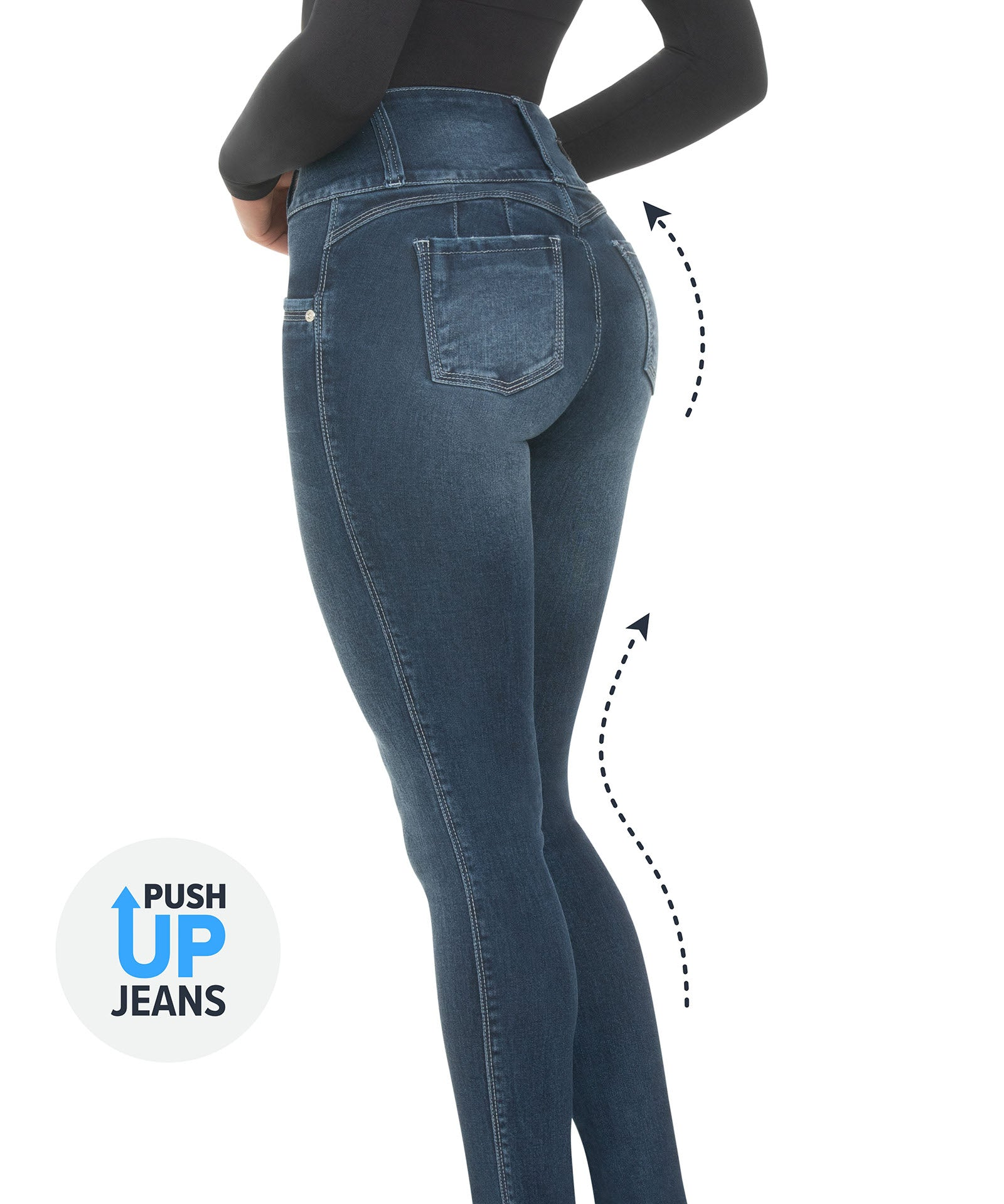 2035 - Push Up Jean by CYSM