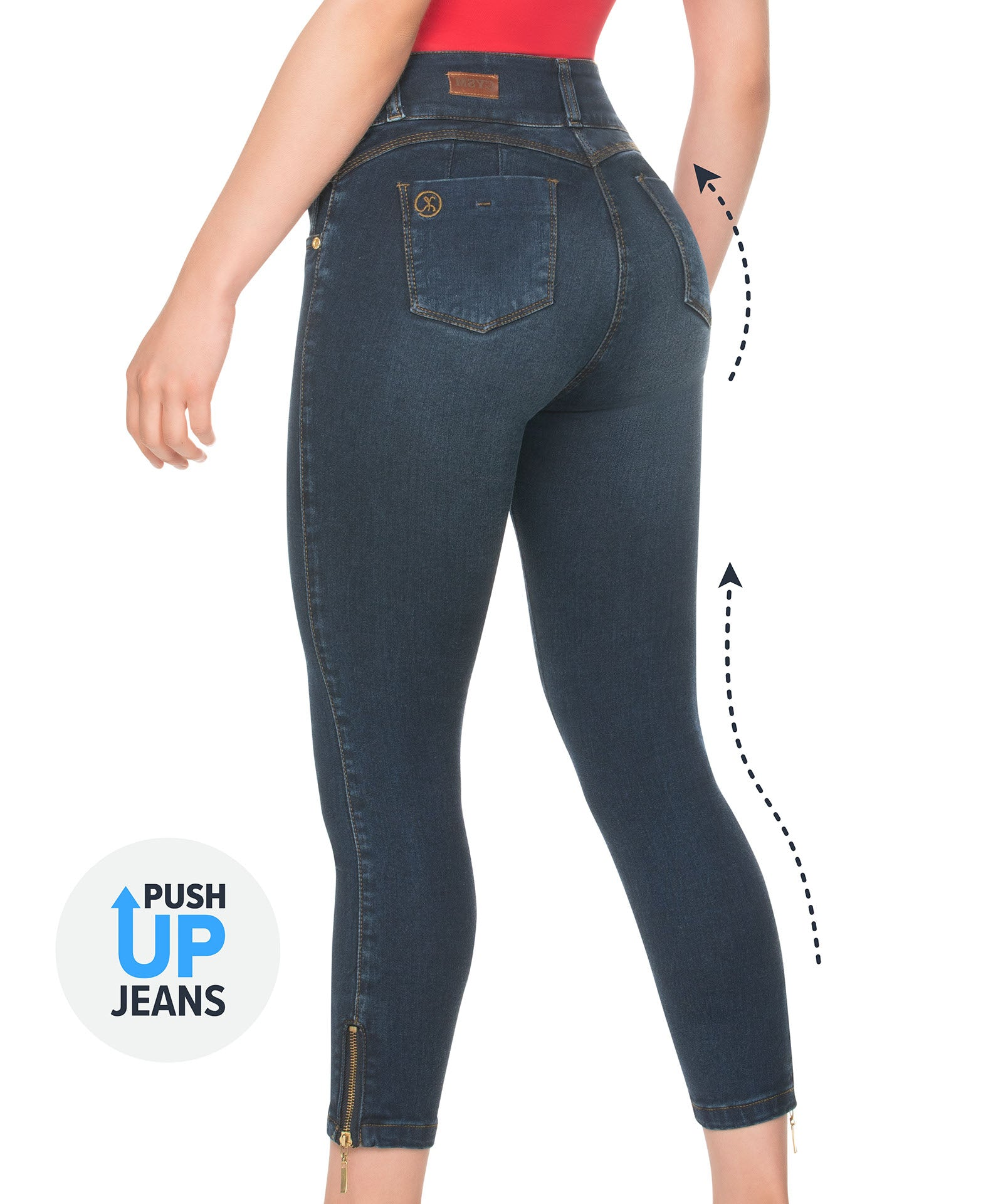 2032 - Push Up Jean by CYSM