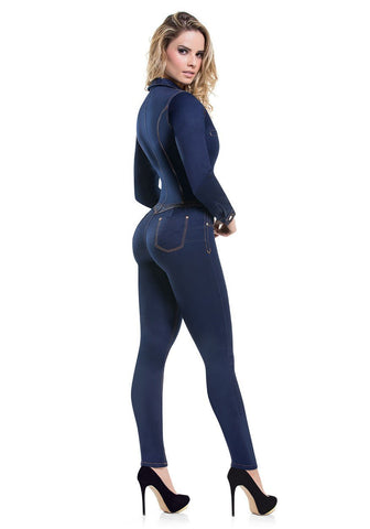 SIERRA - Push Up Bodysuit by CYSM