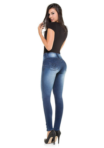 SORAYA - Push Up Jean by CYSM