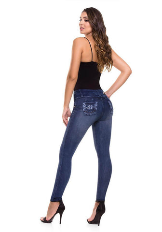 VICTORIA - Push Up Jean by CYSM