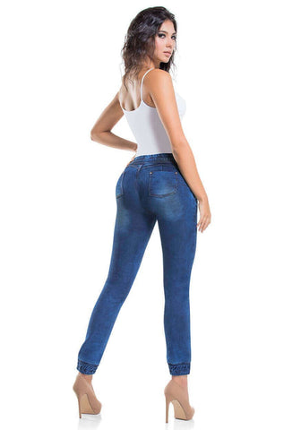 NELLY - Push Up Jogger Jean by CYSM