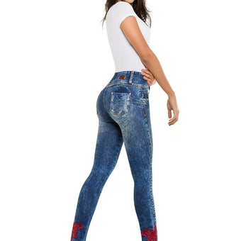 CYSM - Colombia y su Moda NEREA - Push Up Jean by CYSM [product_vendor ]  jeans 2017A, CYSM, Fajas Premium, Shapewear, Body Shaper