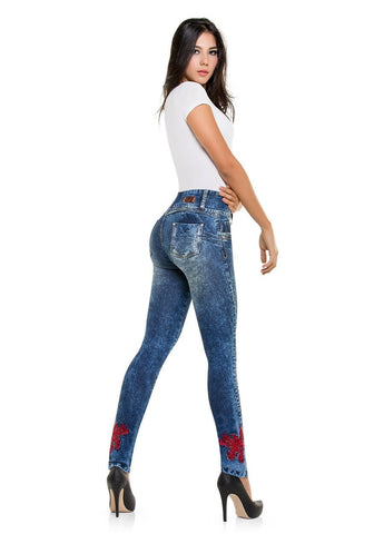 NEREA - Push Up Jean by CYSM