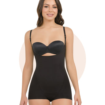 1584 - Butt-Lifter Slimming Body Shaper in Boyshort Seamless