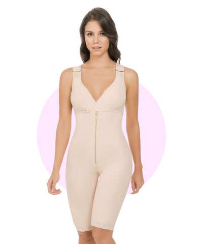 234 - Posture Correcting Firm Compression Bodysuit