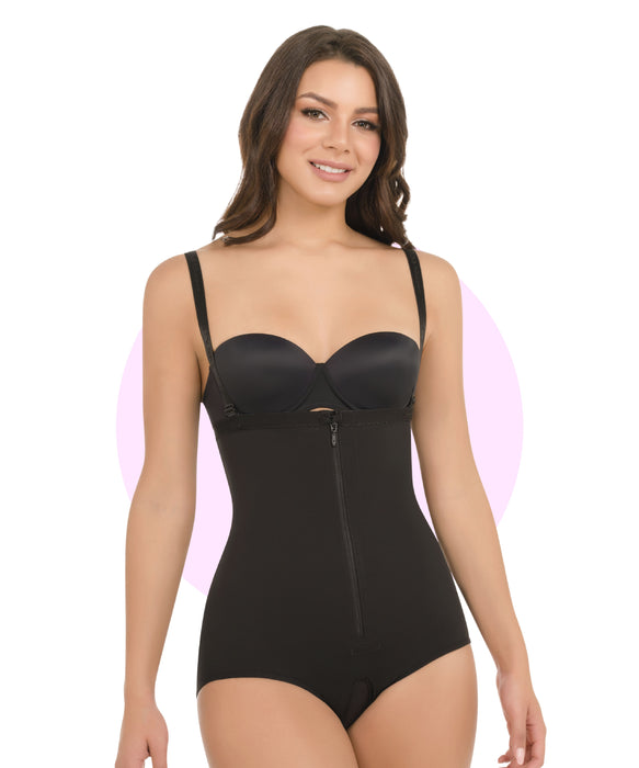 292 - Slimming Strapless Thermal Body Shaper