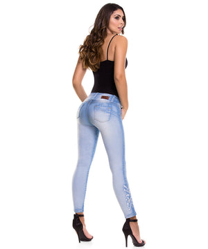 KRISTIE - Push Up Jean by CYSM