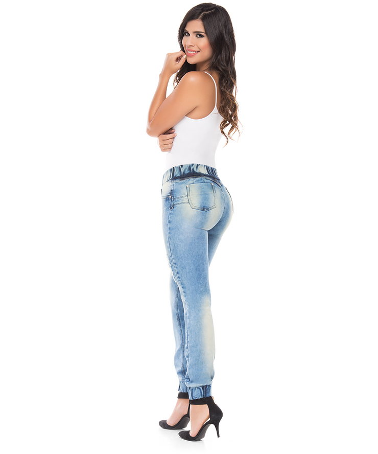 CHELSEA - Push Up Jean by CYSM