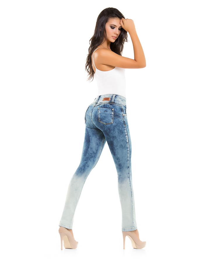 JOCELYNE - Push Up Jean by CYSM