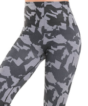 923 - Ultra Compression and Abdomen Control Fit Legging Militar Gray