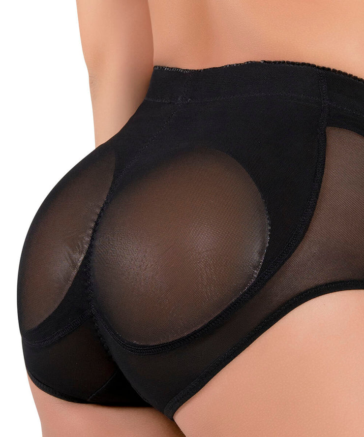 b731db71864 Butt-Enhancing Padded Panty With Silicone Pads - Shop Online CYSM