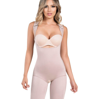 609 - Extra Support Ultra Flex Slimming Bodysuit