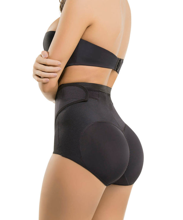 610 - Adjustable Tummy Control Ultra Flex Compressive Short