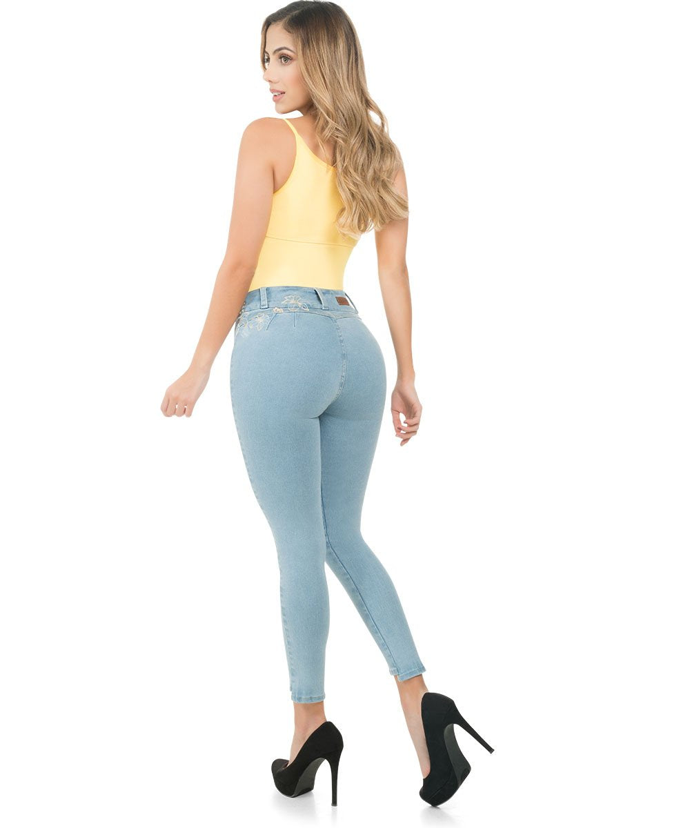 NATALIA - Push Up Jean by CYSM