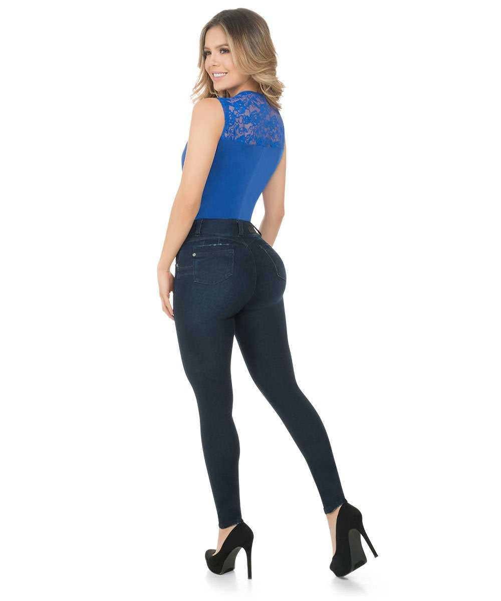 PAOLA - Push Up Jean by CYSM