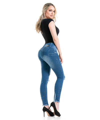 ZARA - Push Up Jean by CYSM